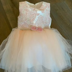 Other - Girls Sleeveless Tutu Holiday Princess Dress